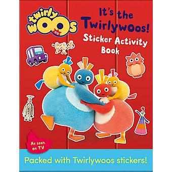 It's the Twirlywoos - Sticker Activity Book - 9780008156237 Book