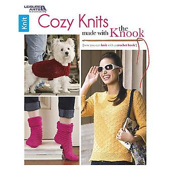 Cozy Knits Made with the Knook by Leisure Arts - 9781464756641 Book