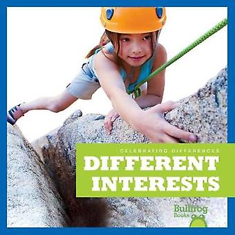 Different Interests by Rebecca Pettiford - 9781620317242 Book