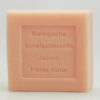 Florx biologische schapen boter zeep-jasmijn-natuurlijke geur ervaring 100 g