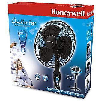 Honeywell QuietSet piedestal oscillerende stander ventilator