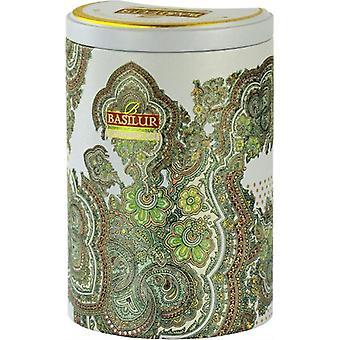 White Moon Oolong Green Loose Tea In Tin Caddy X 100g