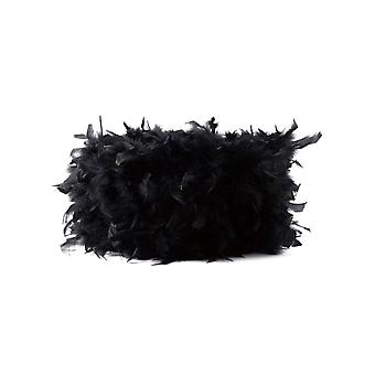 Diyas Arqus Feather Shade zwart 330mm X 200mm