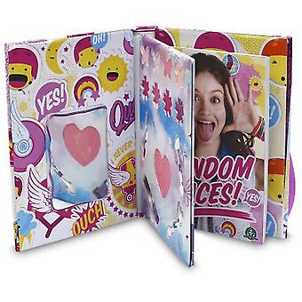 Giochi Preziosi I'm Luna Diary Case And Makeup 12X17