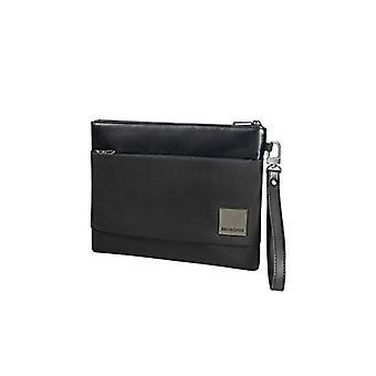 SAMSONITE Hip-Square - Tablet Clutch M 7.9 Borsa Messenger 26 cm 2 liters Nero (Black)