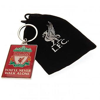 Liverpool Deluxe Keyring