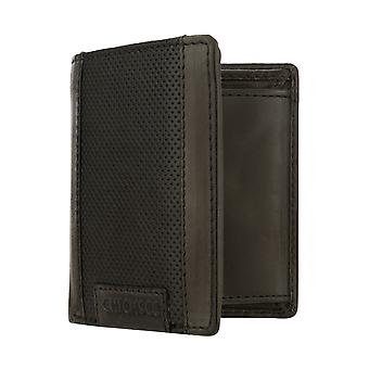 Chiemsee bolso de bolsillo de los hombres negro 8203