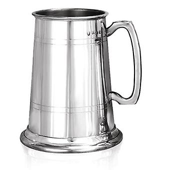 Heavy Gauge 2 Pint Tankard with Chrome Finish (HG115 EP)