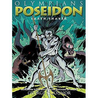 Poseidon - jord Shaker av George O'Connor - 9781596437388 bok