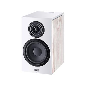 B-ware Heco Aurora 300, Bookshelf speaker, 2-way bass reflex, white, 1 pair