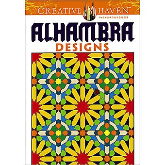Dover Publications Alhambra Designs Dov 49316