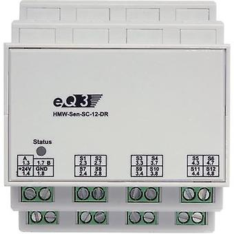 HomeMatic RS485 switch load identification 85840 12-channel DIN rail
