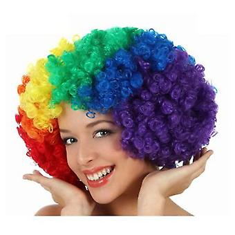 Rubie's Multicolor Afro Wig (Costumes)