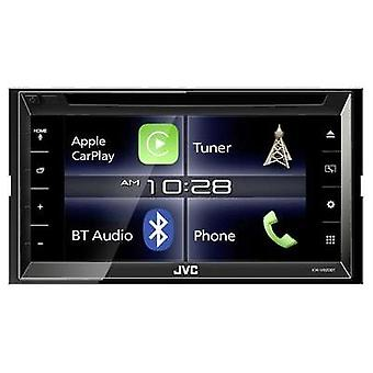 Double DIN monitor receiver JVC KW-V820BT AppRadio, Bluetooth handsfree set, S