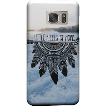 Capa Little pieces of hope para Galaxy S7 Edge