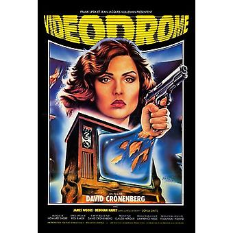 Videodrome Movie Poster (11 x 17)
