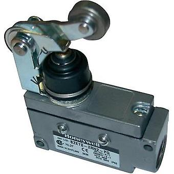 Limit switch 480 Vac 15 A Lever momentary Honeywell BZ-E7-2RN2-C IP65 1 pc(s)