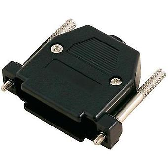 D-SUB housing Number of pins: 25 Plastic 180 ° Black MH Connectors 2360-0102-23 1 pc(s)