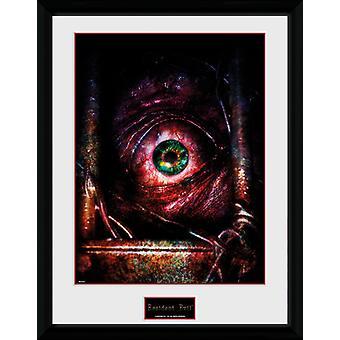 Resident Evil Eye Sammler Print