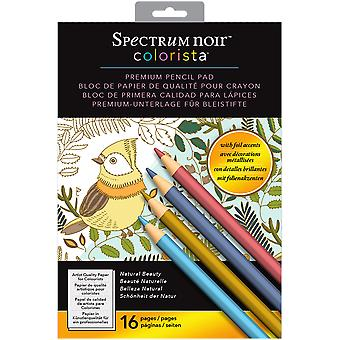 Spectrum Noir Colorista Pencil Pad W/ Foil 5