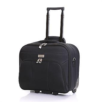 Karabar Minto à roues Laptop Case, Black