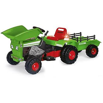Injusa Tractor Dumper 6v (Garden , Games , XXL Vehicles)