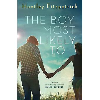 Boy Most Likely To by Fitzpatrick Huntley