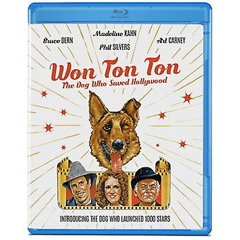 Gagne Ton Ton / qui chien import USA Saved Hollywood [Blu-ray]