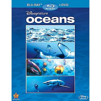 Oceans [BLU-RAY] USA import