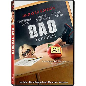 Bad Teacher [DVD] USA import