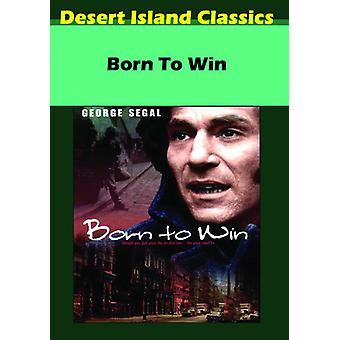 Born to Win [DVD] USA import