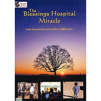 Velsignelser Hospital mirakel [DVD] USA importerer