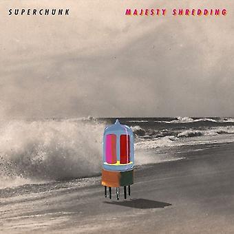 Superchunk - Majesty Shredding [CD] USA import