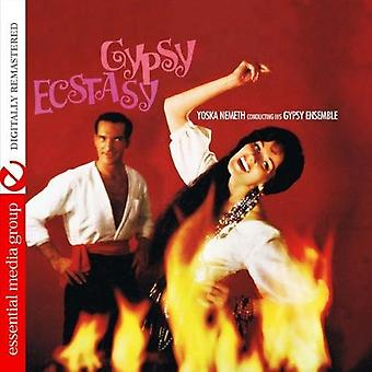 Yoska Nemeth & hans Gypsy Ensemble - Gypsy Ecstasy [CD] USA import