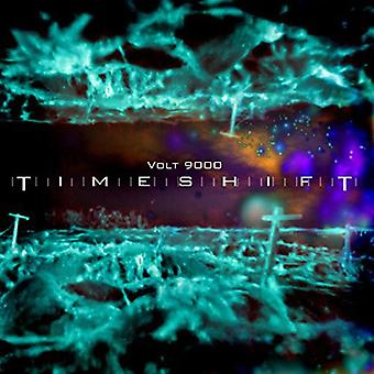 Volt 9000 - Timeshift [Vinyl] USA import