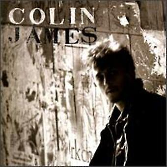 Colin James - importación de Estados Unidos malos hábitos [CD]