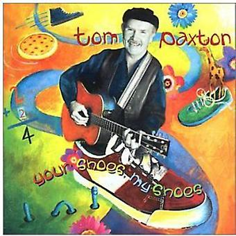 Tom Paxton - dine sko mine sko [CD] USA import