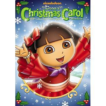 Dora the Explorer - Dora's Christmas Carol Adventure [DVD] USA import