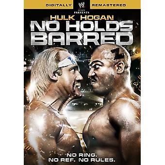 No Holds Barred [DVD] USA import