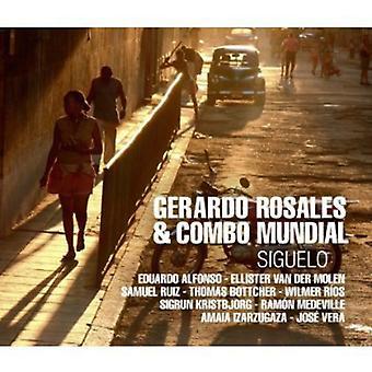 Gerardo Rosales & Combo Mundial - Siguelo [CD] USA importerer