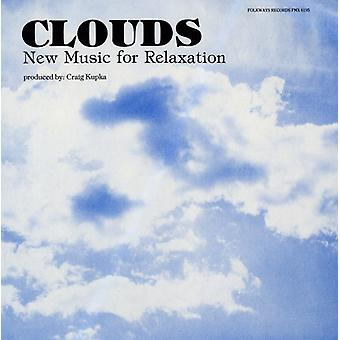 Craig Kupka - Clouds: Music for Relaxation [CD] USA import