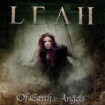 Leah - Earh & engle [CD] USA import