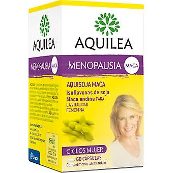 Aquilea Maca Aquisoja 60 Cap (Vitamine e supplementi , Nutrienti)