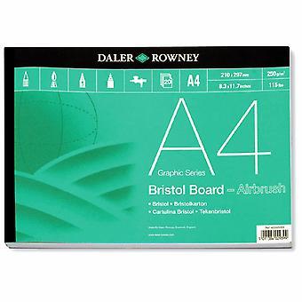 Daler Rowney Bristol Board A4