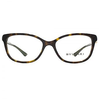 Bvlgari BV4128B Glasses In Havana