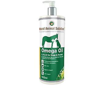 Omega 3,6 & 9 1 L hund & hest
