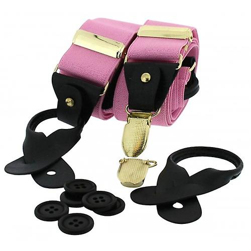David Van Hagen Luxury Brace - Pink