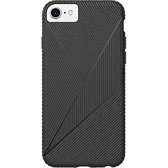 Verizon Textured Silicone Case for iPhone 7, 6/6s - Black