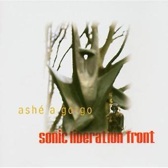 Sonic Liberation Front - Ashe en Go-Go [CD] USA importerer