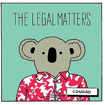 Legal Matters - Conrad [CD] USA import